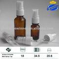 18/410 branco perfume pulverizador plástico