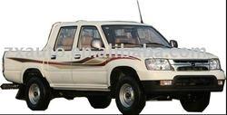 Admiral pickup Toyota 491 gasoline engine