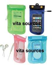 Eco friendly waterproof cellphone bag