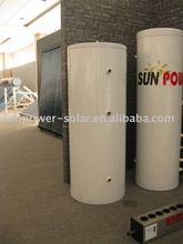 Solar storage water tank 300L