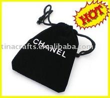 promotion velvet pouch gift bag