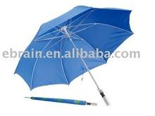 Promotional Aluminum handle Straight Umbrella