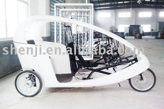new style 250w pedicab