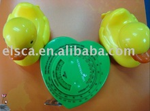 BMI tape measure(duck and heart shape)--- health care product