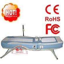 thermal jade massage roller bed