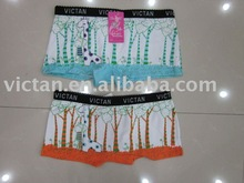 2012 ladies underwear cotton boxer shorts