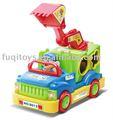 Electronic toy_electrical car_8013 construção