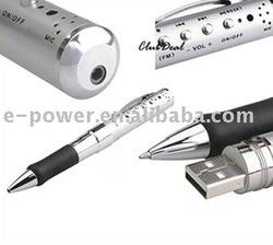 Mini MP3 Pen voice recorder