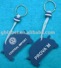 floating EVA key chain