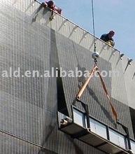 aluminum alloy decorative wire mesh net