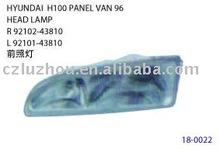 HEAD LAMP FOR HYUNDAI H100 PANEL VAN 96