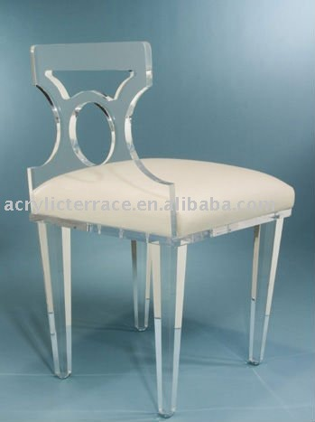 Acrylic lucite vanity chair view acrylic lucite vanity chair nd product details from shenzhen - Acrylic vanity chair ...
