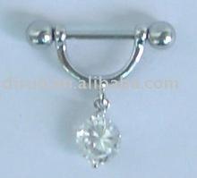 316L Nipple Ring Nipple Shield c1539