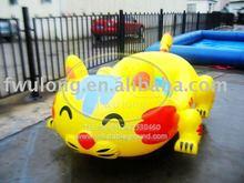 2012 inflatable amusement car