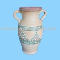 garden pots antique ceramic amphora plant stand