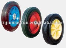 natural solid wheel