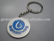 Customizing Key Tag Zinc alloy Key Holder Metal Engraved LOGO