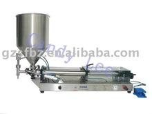 semi automatic liquid/paste filling machine