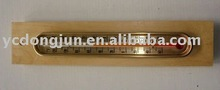 Metal Flake Thermometer