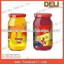 MIXED Fruit Jam( with fresh fruits)