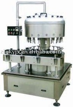 automatic glass bottle filling machine for filling wine and water milk and so on