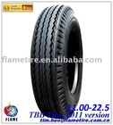 Bias trailer tires