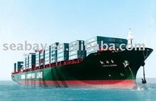 ocean/ sea freight from Guangzhou/Shenzhen/Foshan China to JEBEL ALI United Arab Emirates