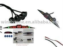 LED display auto reverse parking sensor(with four rear sensors) RD068