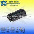 Cartucho de toner compatible CE505X conveniente para HP LaserJet 2050 2055