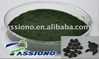 Chinese Organic Spirulina powder,SpirulinaTablet,Capsule(OEM service)