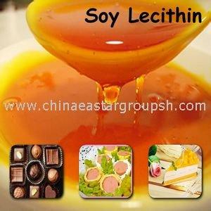Lecitina de soja ( emulsificante, lubrificantes, nutrientes )