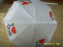 love folding umbrella