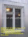 Los guardias de la ventana de metal expandido/metal expandido winodw
