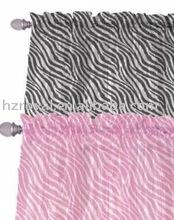 fashion polyester curtain
