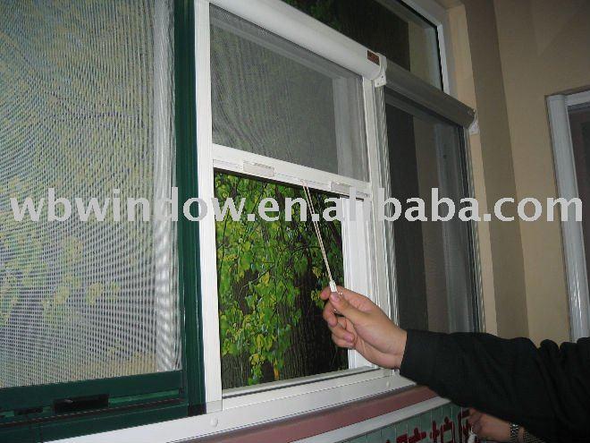Anti mosquito ventanas de la pantalla