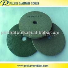 sponge polishing pads for stone