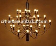 30 arms suspension lamp