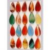 C045 Brazilian Agate Cabochon semi-precious gemstone