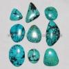 C058 Natural Turquoise Cabochon semi-precious jewelry