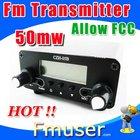 03FSN fm transmitter 50mw free radio station CZH-05B