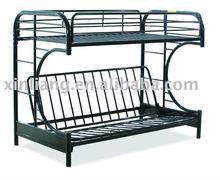 xinfa BED120 metal sofa bunk bed