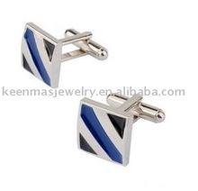 Hand-made cufflinks: 925 sterling silver cufflinks with epoxy