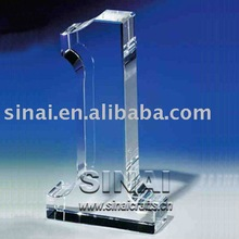 Beautiful Crystal Award