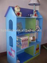 wooden kid doll house kids furniture
