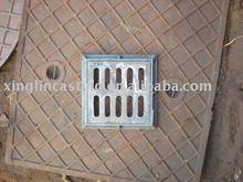 indoor cast floor drain