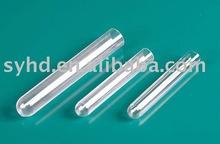 Plastic test tube 12*75