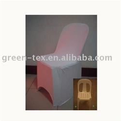 wedding spandex or lycra chair cover and organza or satin sashes