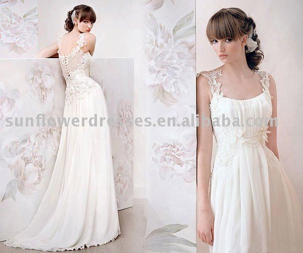Beautiful wedding dress: famous designer wedding dresses