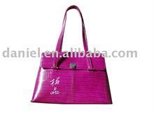 2012 very popular genuine leather handbag
