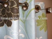 2012 The Most Popular Room Darkening Grommet Curtain